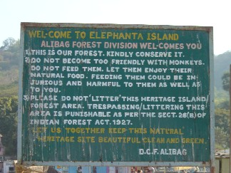 Welcome to Elephanta Island